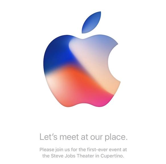 Apple event - 2017 (září)